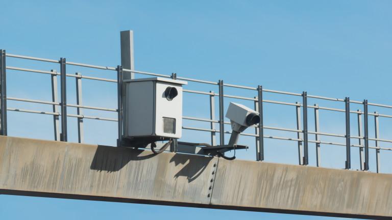 Камерите на тол системата, които се намират на