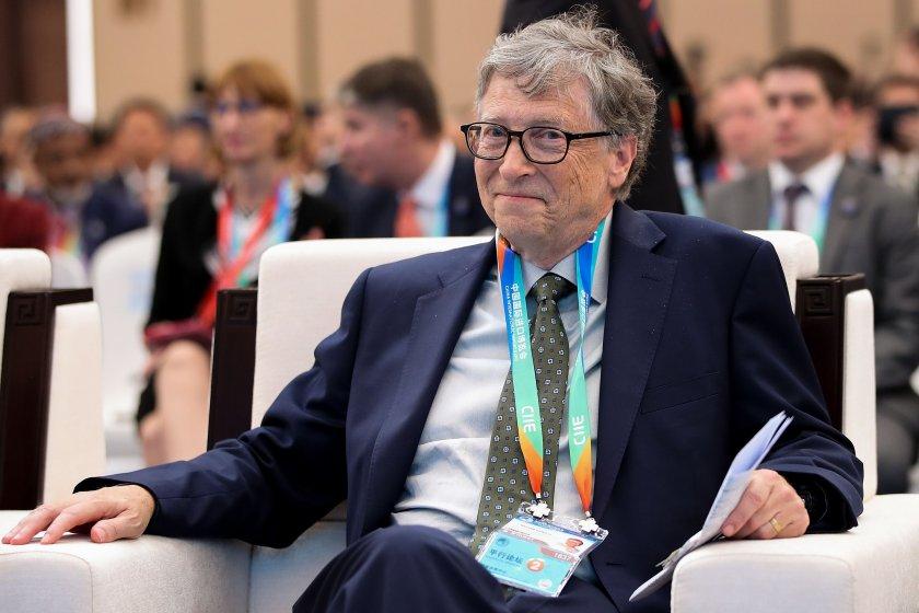 Един от най-богатите хора в света - Бил