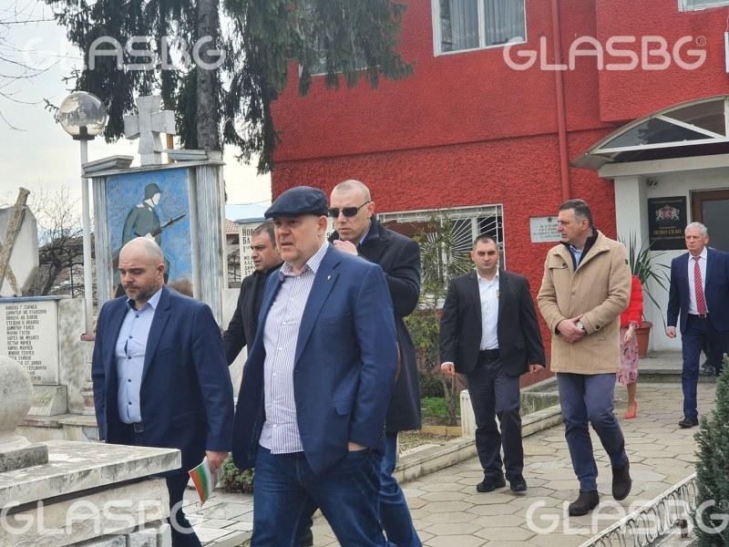 Главният прокурор Иван Гешев даде извънреден брифинг в