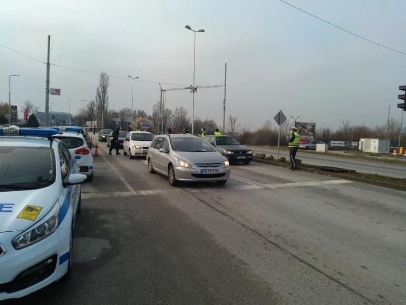 ОДМВР Пловдив ще продължи с контрола по спазването