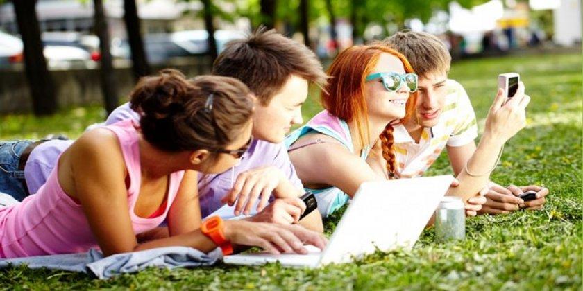 В днешно време тийнейджърите имат голям избор от
