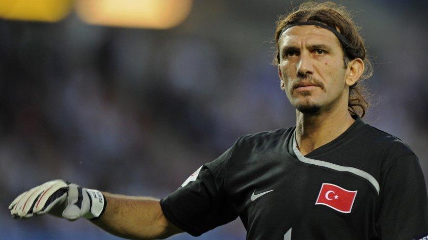 Легендарният турски вратар Рюстю Речбер е в критично