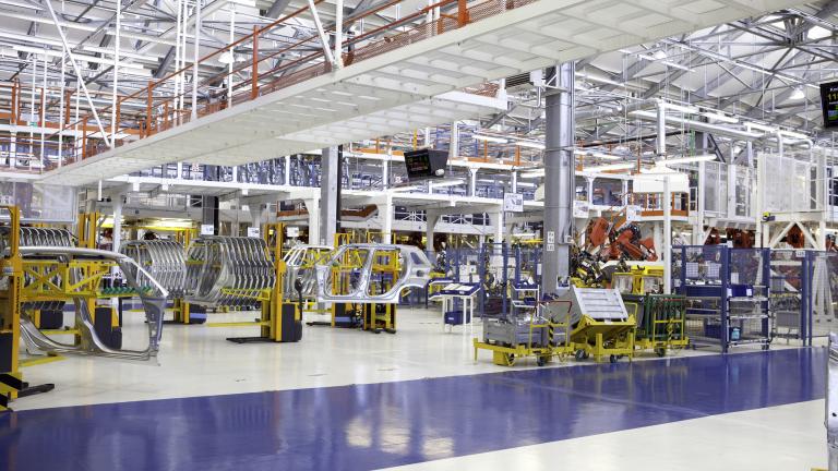Най-големият завод за производство на автомобилни части в