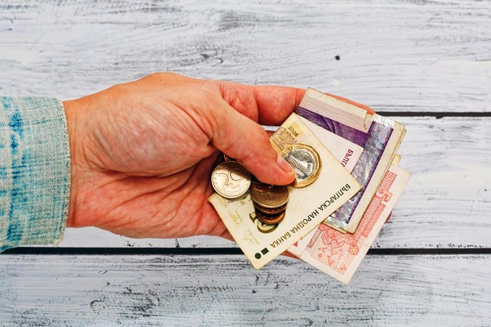 Изплащането на пенсиите за месец април 2020 г.