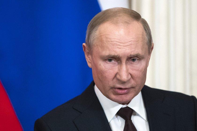 Русия е подготвена даотговори на всеки агресор,който се