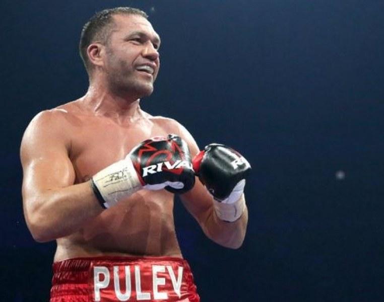 Кубрат Пулев е бил подложен на внезапна допинг