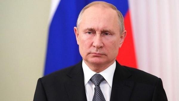 Руският президент Владимир Путин обяви, че неработните дни