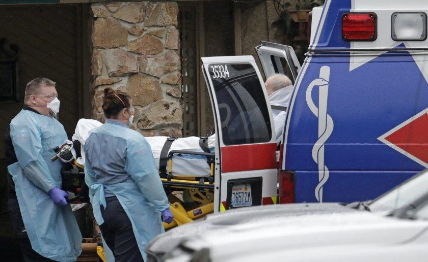 САЩ постави черен антирекорд по брой убити от