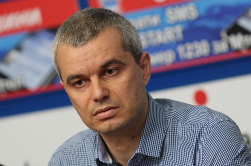 Лидерът на партия
