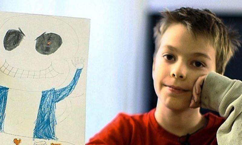Това прави и 9-годишния Тайгър Блейлок, чиято майка е една