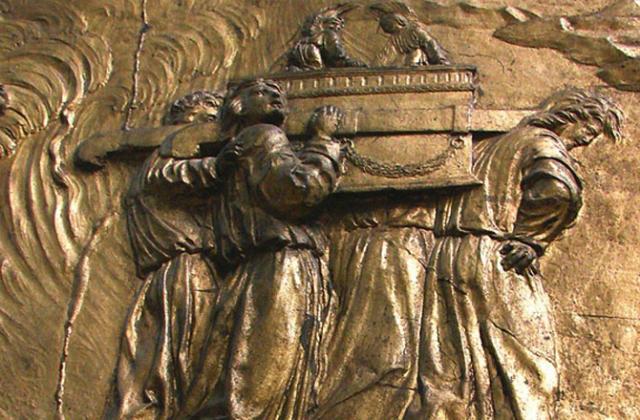 Храмът на цар Соломон, известен като Първия храм, е бил