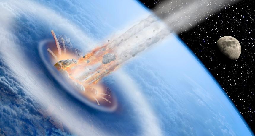 Тази експлозия е наблюдавана от космоса от един от метеорологичните