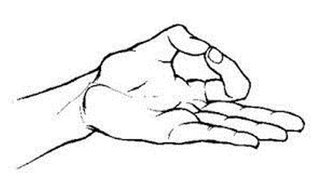 Използвайте йогата за ръцете и в моменти на силен стрес