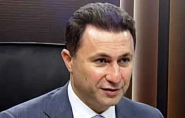 През миналата седмица Скопие издаде заповед за задържането му, тъй