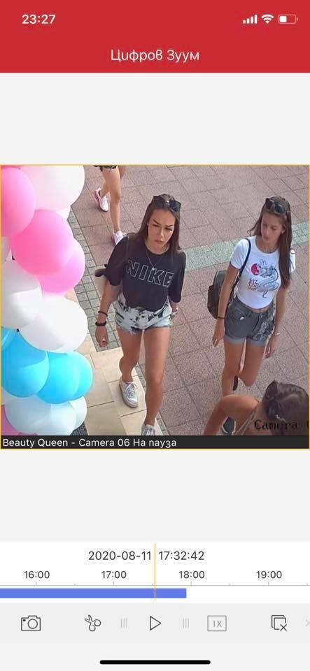 Внимание! Група симпатични момичета крадат от магазини! Това