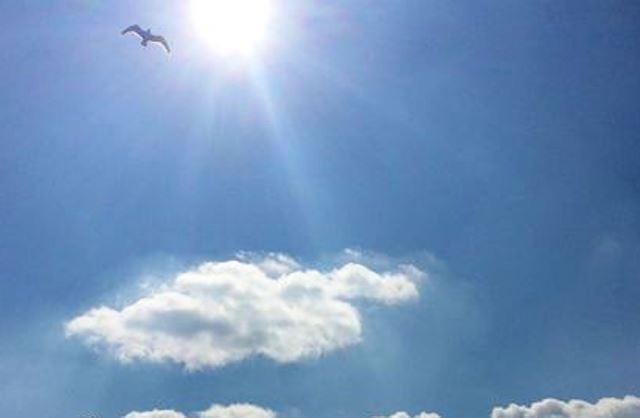 Днес ще преобладава слънчево и отново топло време. През деня