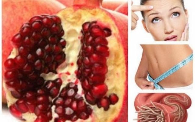 Корите на този плод са изключително богати на антиоксиданти, които