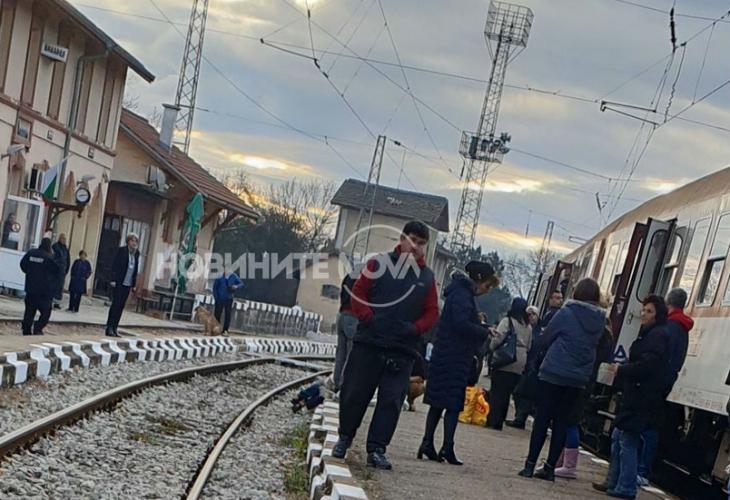 Жена от ромски произход е намушкала мъжа заради направена от