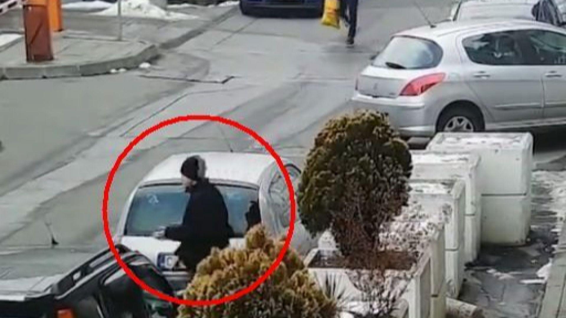 Снимка: Позор! Този Тип Извърши Изключително Грозно Престъпление В Центъра На София!