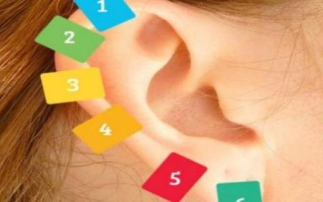 Въздействието върху всяка конкретна област от ухото може да ви