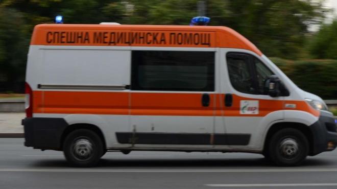 Около 07.11 ч. днес в пето РУ Бургас е получено
