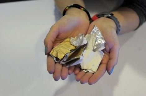 В Крагуевац за килограм фолио може да получите и 160