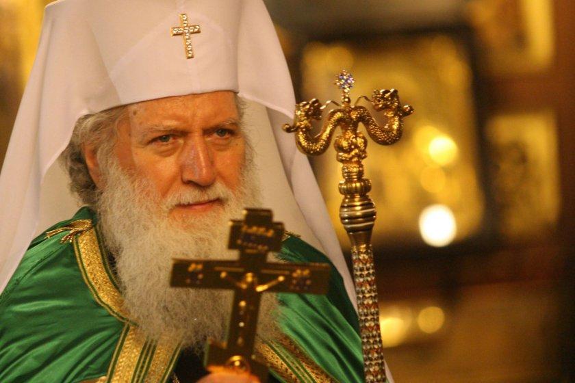 Патриарх Неофит отслужи тържествен молебен за 24 май - Деня