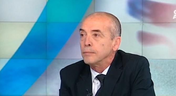 Д-р доц. Атанас Мангъров заяви пред Bulgaria ON AIR,