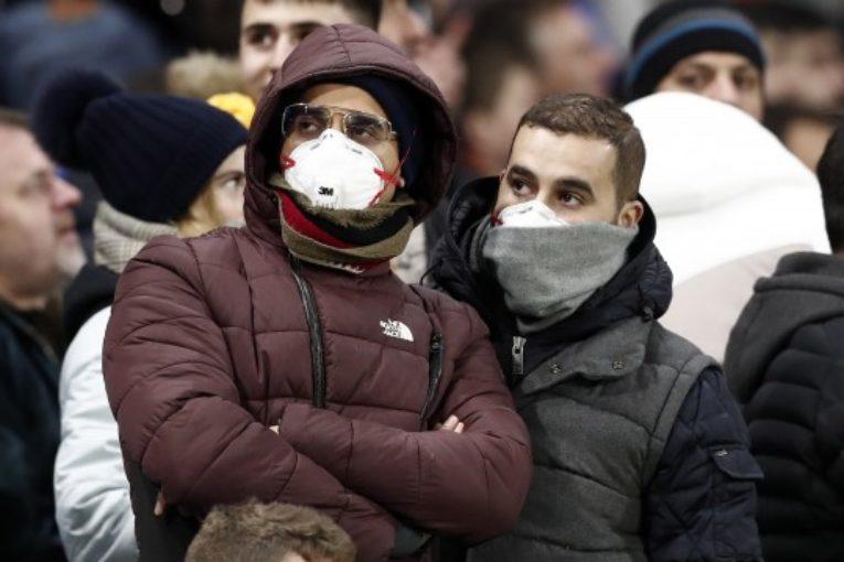Първият случай на заразен с коронавирус футболист в Италия бе