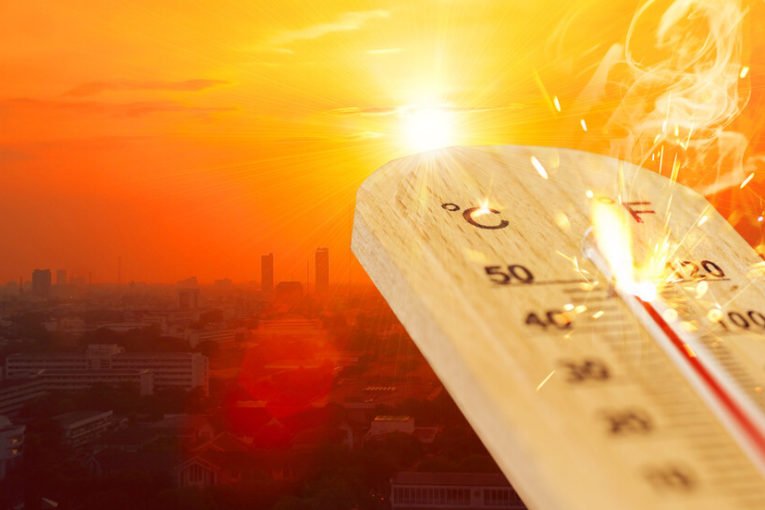 Тази година през юни се очаква средната месечна температура да