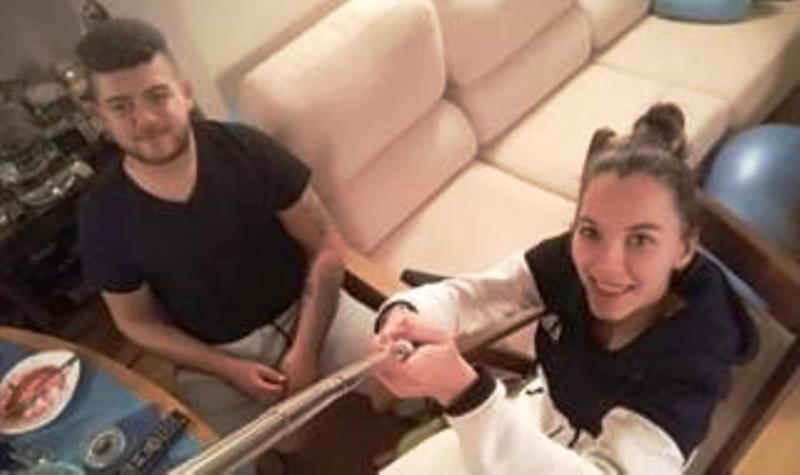 Снимка: Убийството На Калина Далеч Не Е Единствената Трагедия В Прокълнатия Блок На Ужасите В Банишора!