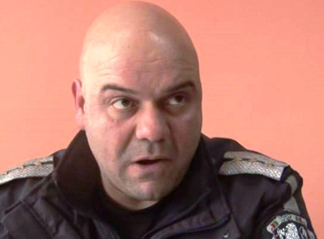 Той потвърди, че около 13 часа при обход на полицаите