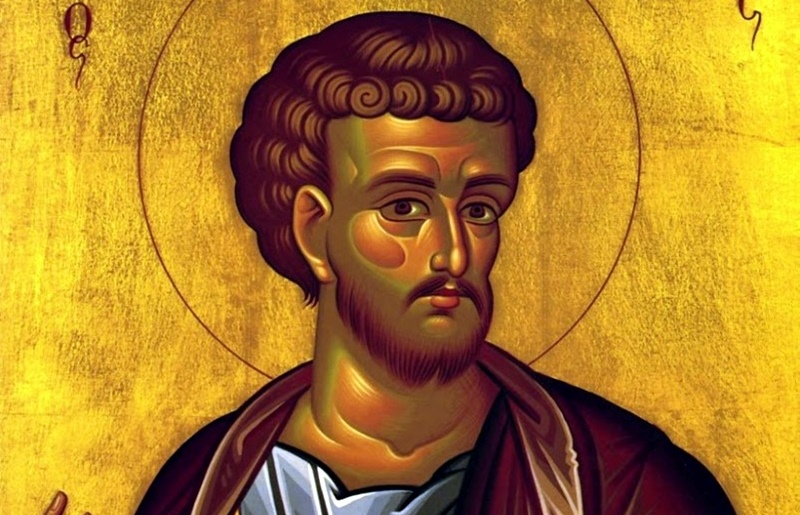В 360 година мощите му били пренесени в Константинопол. Паметта