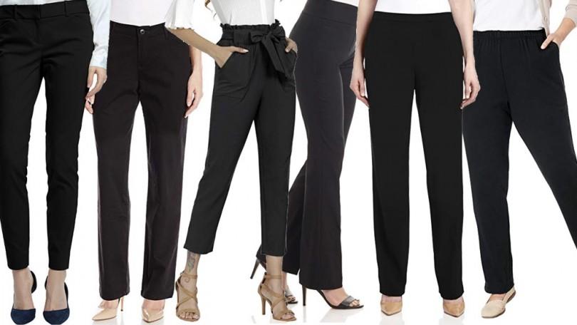 Много закръглени дами се притесняват да носят панталони, защото мислят,