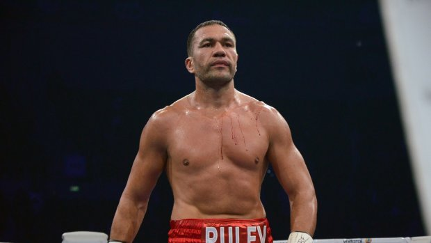 Мачът за световната титла в тежка категория междуАнтъни ДжошуаиКубрат Пулевбе