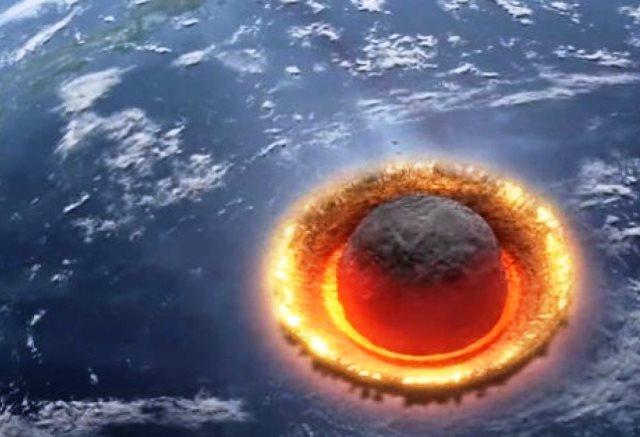 Размерът на небесното тяло е 325 метра, припомня агенцията.