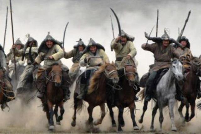 През май 1223, Армиите на Чингиз Хан победили Киевска Рус