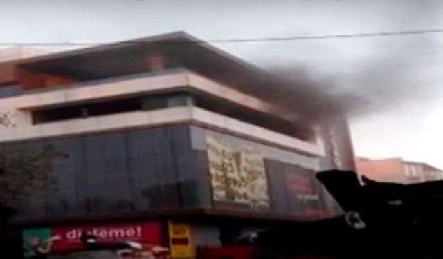 Валията на Къркларели Осман Билгин заяви, че при пожара има