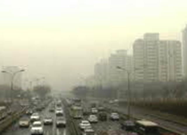 Снимка: Дишаме Отрова! Мръсен Въздух В София И Още Няколко Града!