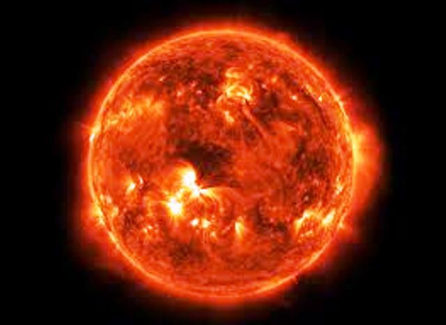 Според астрономите всички данни за това Слънцето и HD 186302