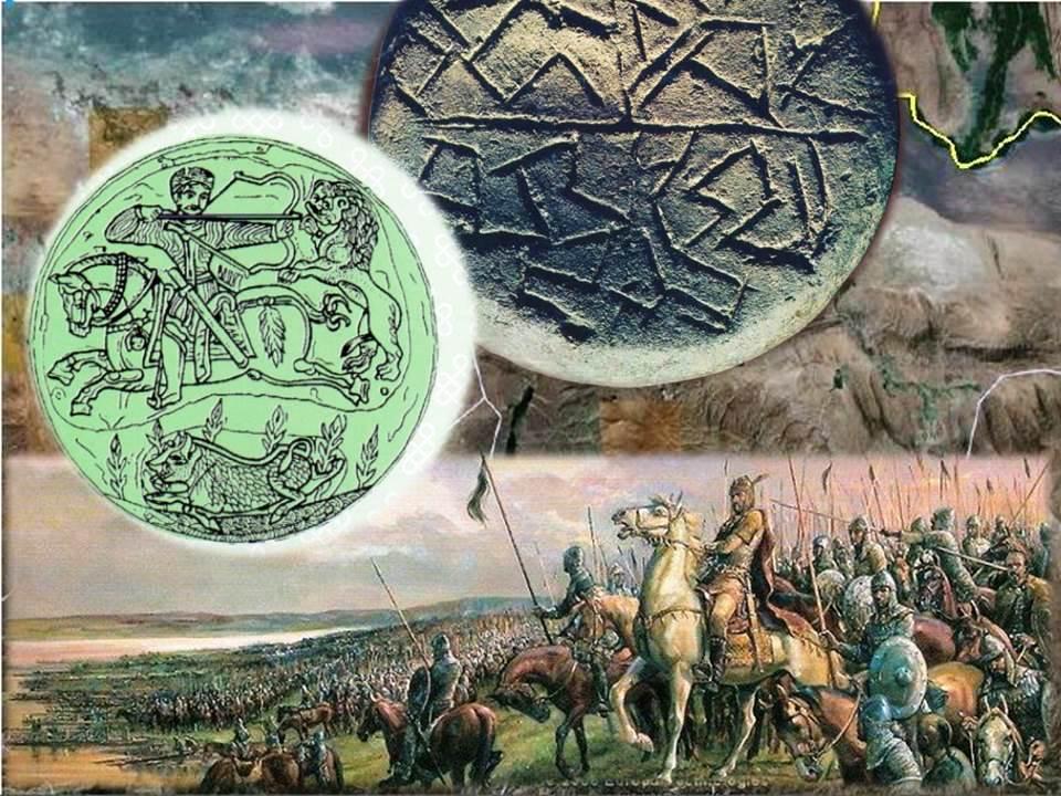 Българската история, като една немощтна девица не можеше да се