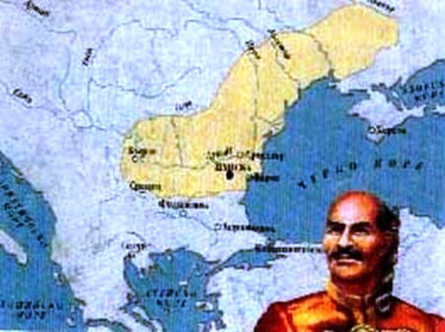 Езикът на прабългарите напълно е претопен отславянския, но освен името