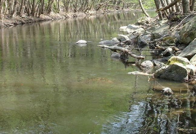 """""""Всички отпадни води от мината се изхвърлят непречистени в река"""
