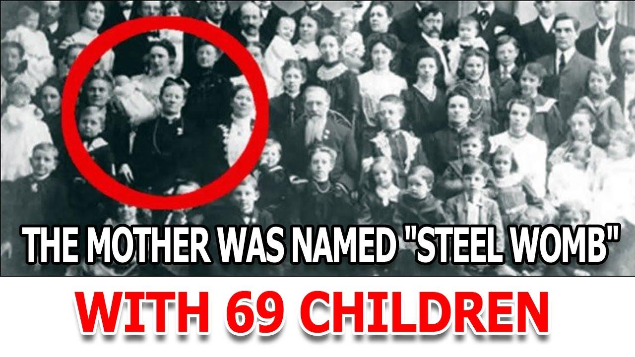 Очевидно тя не е раждала през целия период от живота