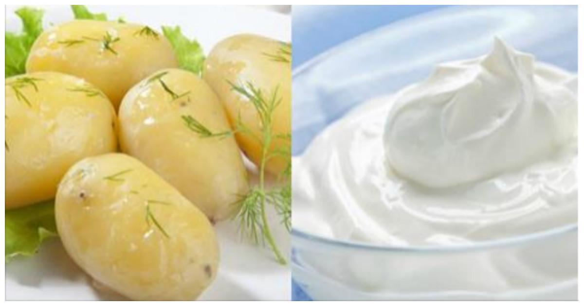 100 гр. картоф съдържа само 75 калории, което е по-малко