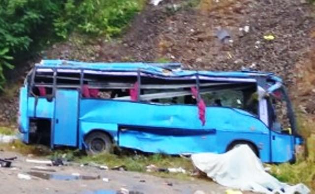 Няколко дни след катастрофата Нанков обяви, че в асфалта на