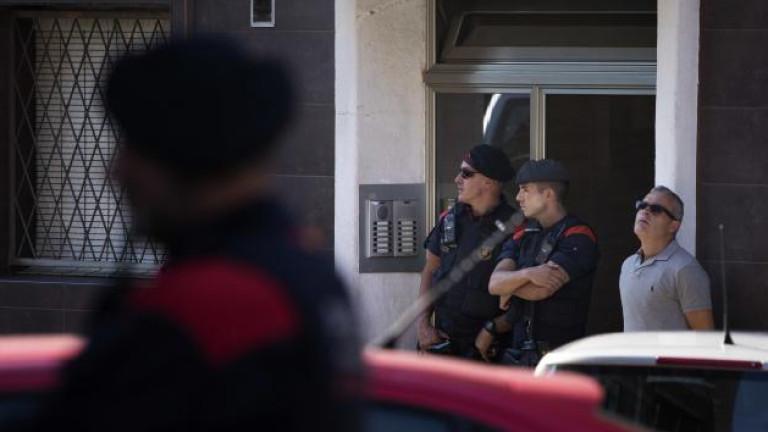 По данни на говорителя на полицията в града автомобилът се