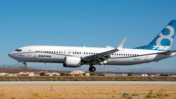 Боинг 737 МАКС 8 (Boeing 737 MAX 8) на Етиопските