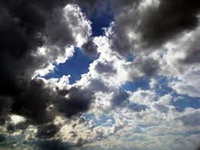 Атмосферното наляганеще се повишава. През следващите днине се очакват съществени