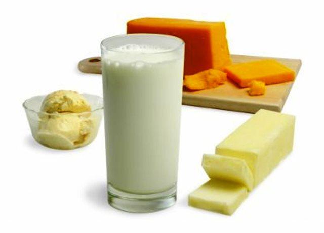 Освен, че лекарите съветват да се намали употребата на млечни